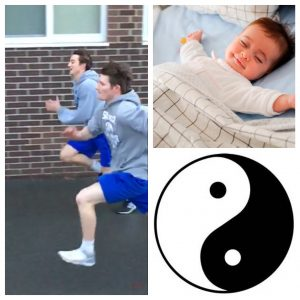Train, recover, repeat. The yin and yang of improving