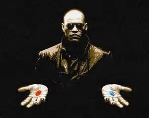 Blue pill, same old stuff. Red pill, never see performance the same way again